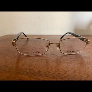 Authentic Burberry Frame for prescription glasses.